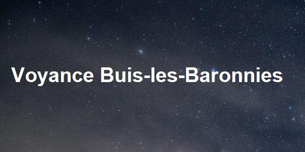 Voyance Buis-les-Baronnies