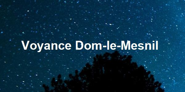 Voyance Dom-le-Mesnil