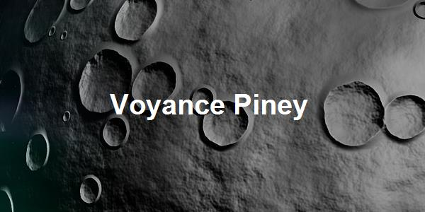 Voyance Piney