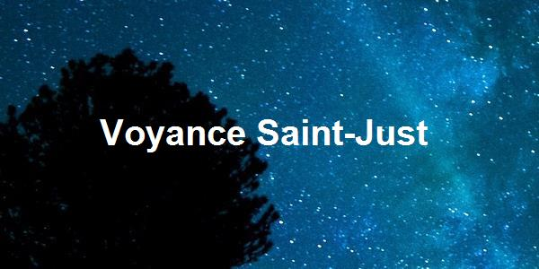 Voyance Saint-Just