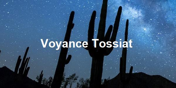 Voyance Tossiat