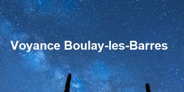 Voyance Boulay-les-Barres