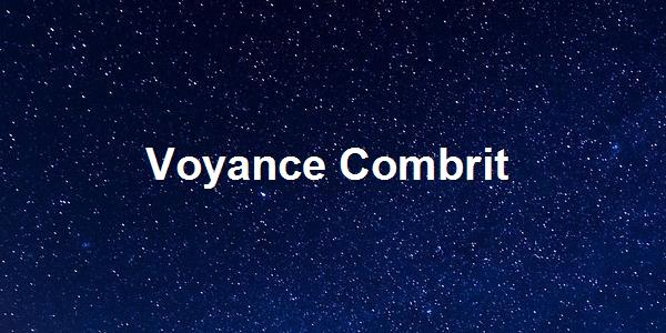 Voyance Combrit