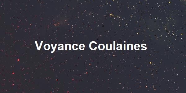 Voyance Coulaines