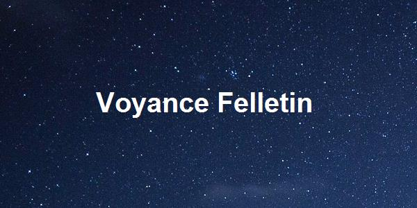 Voyance Felletin