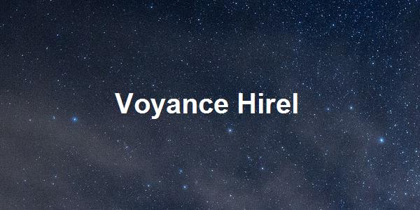 Voyance Hirel