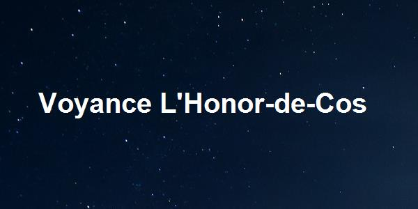 Voyance L'Honor-de-Cos