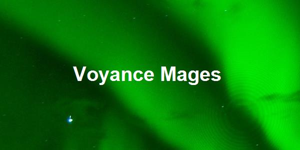 Voyance Mages