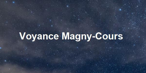 Voyance Magny-Cours