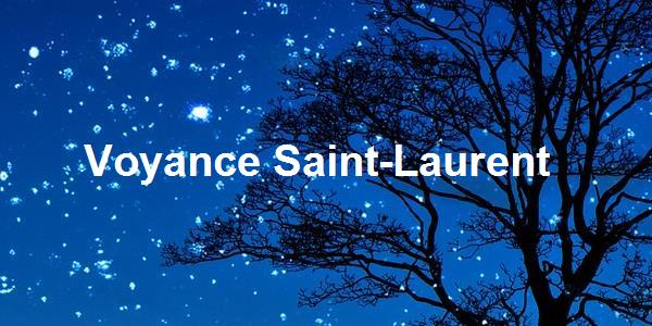 Voyance Saint-Laurent